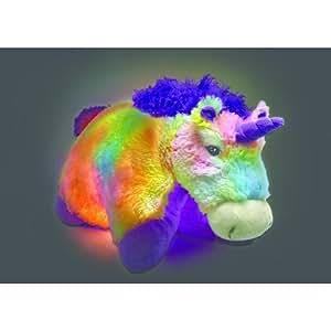 """Pillow Pets Glow Pets - Unicorn 16"""": Amazon.co.uk: Toys ..."""