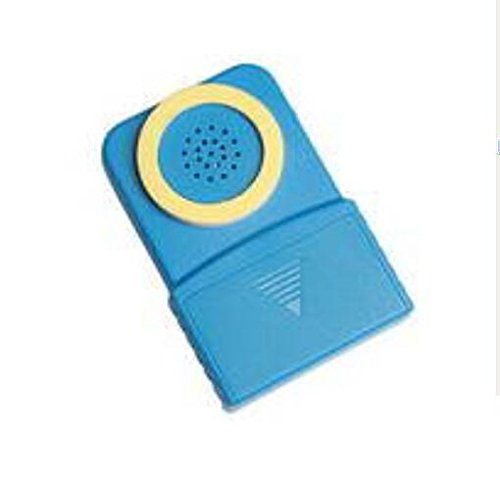 Riorand® Portable Handheld Fun Voice Changer Disguiser Spy For Telephone Mobile Phone Blue front-134887