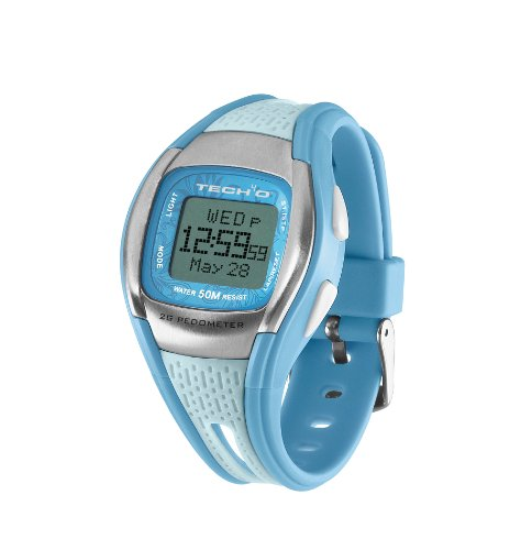 Tech4o Women's Accelerator Sky Blue Watch