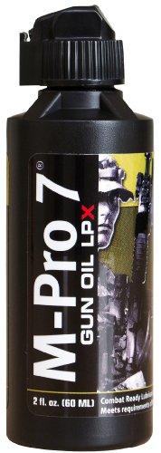 Review M-Pro 7 Gun Oil LPX by Pantheon Enterprises, Inc.