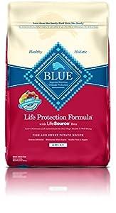 Blue Buffalo BLUE Adult Dog Fish & Sweet Potato 30 lb