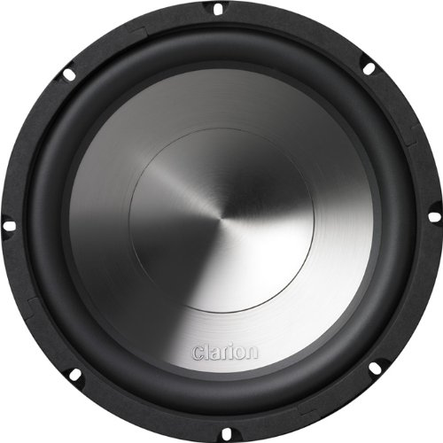 Clarion Mobile Electronics Wg2520D Wg-Series Subwoofers