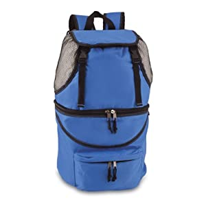 Picnic Time Zuma Insulated Cooler Backpack, Blue
