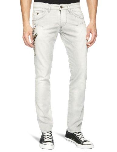 Energie Catch 32 Grey Slim Men's Jeans Smoked Pearl 38W x 32L