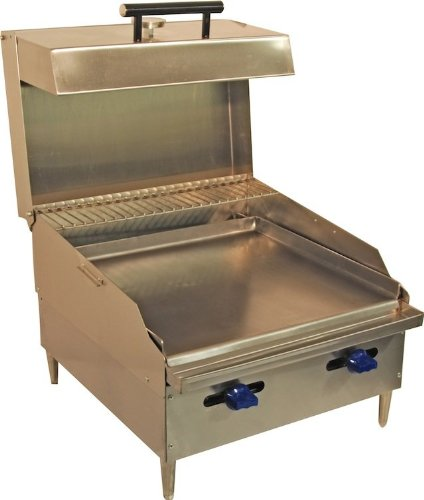 Rocky Mountain Cookware Transformer BTG-1 Outdoor Charcoal Grill
