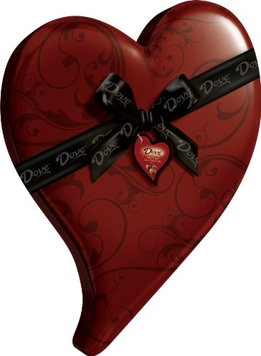 Dove Valentine's Silky Smooth Select Chocolates,