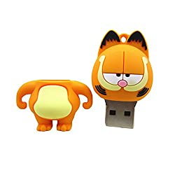 Garfield 16GB pendrive