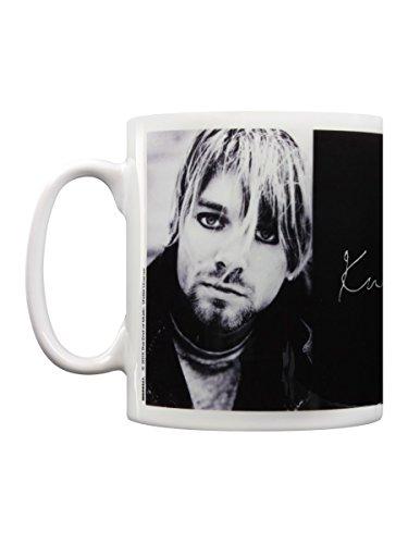 GB eye, Kurt Cobain, Signature, Tazza