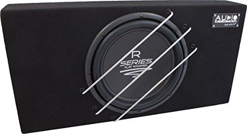 Audio-System-R-12-FLAT-G-RADION-SERIES-HIGH-EFFICIENT-Gehuse-Subwoofer-575-Watt