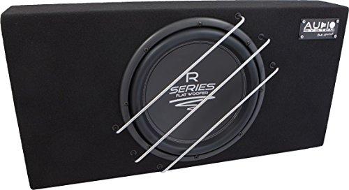 Audio-System-R-12-FLAT-G-RADION-SERIES-HIGH-EFFICIENT-Gehuse-Subwoofer-575-Watt