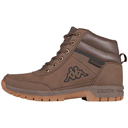 KappaBRIGHT MID LIGHT - Stivali bassi non imbottiti Unisex - Adulto , Marrone (Braun (5050 Brown)), 42