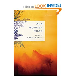 Old Border Road: A Novel Susan Froderberg
