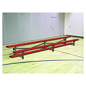 Jaypro Sports Blch-2trgpc Powder Coated 2 Row 15 Ft Tip And Roll from Jaypro Sports
