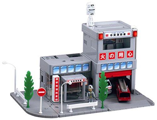 トミカ トミカタウン 消防署