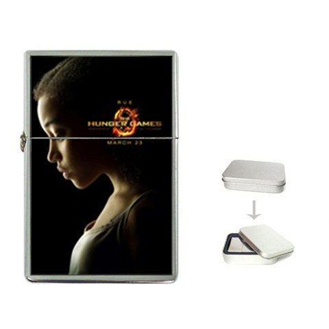 RUE The Hunger Games Collection Flip Top Lighter Movie High Quality Great Gift for Dad Mom Man Woman