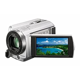 Sony® DCR-SR68 80GB Hard Disk Drive Handycam Camcorder | i New Releases