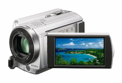 Sony DCR-SR68 80GB Hard Disk Drive Handycam Camcorder