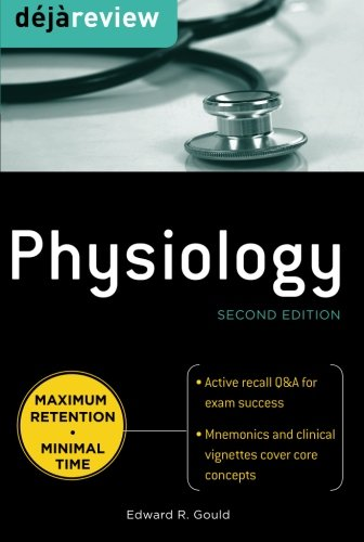 Physiology,2nd Edition (Deja Review) PDF