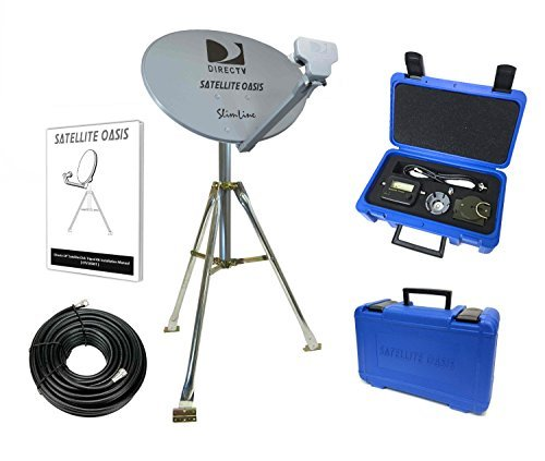 Satellite Oasis Directv Hd Satellite Dish Rv Tripod Kit (Direct Tv Satelite For Rv compare prices)
