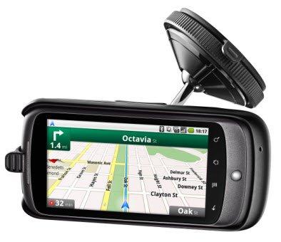 Nexus One Car Dock - By Google / HTC