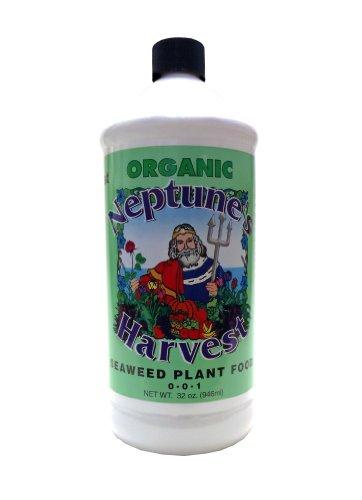 Neptune 39 s harvest organic seaweed fertilizer 0 0 1 for Harvest organic soil