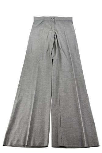 marina-rinaldi-womens-dress-pants-size-8-regular-grey-virgin-wool-blend