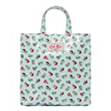 Cath Kidston Kids Oilcloth Book Bag in turquoise elgin Design
