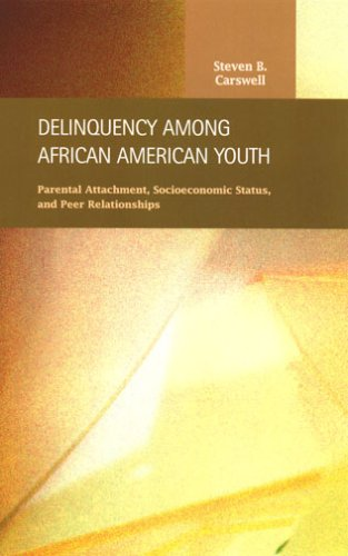 Delinquency among African American Youth (Criminal Justice)