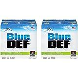 BlueDEF DEF002 Diesel Exhaust Fluid - 2.5 Gallon Jug (Pack of 2)