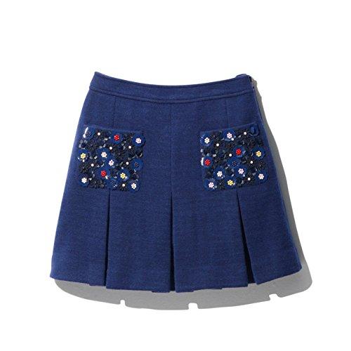 (ボン メルスリー)Bon mercerie MANOUSH デコフラワースカート