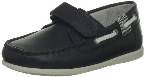 Chicco Schuhe Crombie 01047566000000, Scarpe da barca bambino, Blu (Blau (blue leather 800)), 34