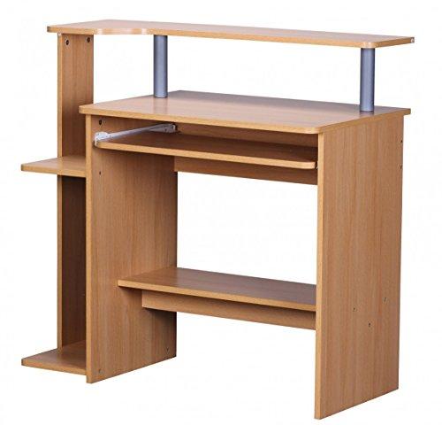 schreibtisch mit aufsatz buche com forafrica. Black Bedroom Furniture Sets. Home Design Ideas