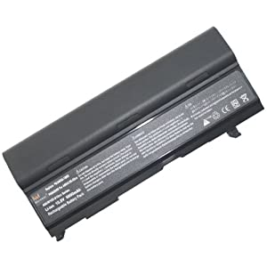 Toshiba Satellite M105-S10xx Series Laptop Super Capacity battery 12 cell 10400mAh Morewer 18 Months Warranty