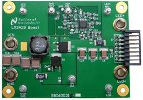 Texas Instruments Lm3429Bsteval/Nopb Lm3429, Led Driver, Boost, Eval Board