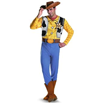 Disguise Inc Mens Disney Toy Story - Woody Classic Adult Costume