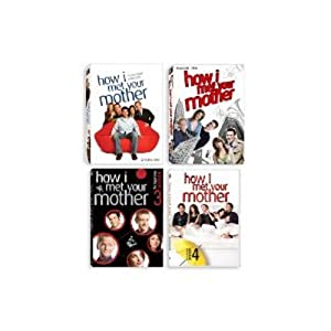 How I Met Your Mother: Seasons 1-4