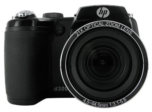 HP d3000 16MP 21x Optical/5x Digital Zoom 3.0