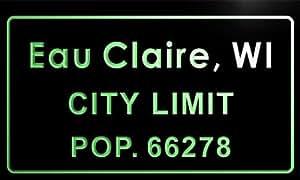 T69986 G Eau Claire Wi City Limit Pop 66278