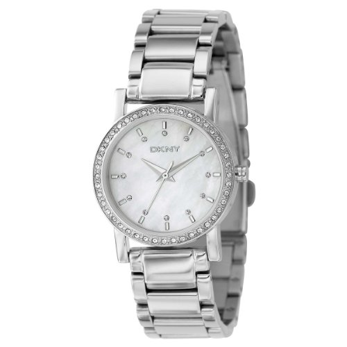 DKNY Stone Set Ladies Watch NY4791