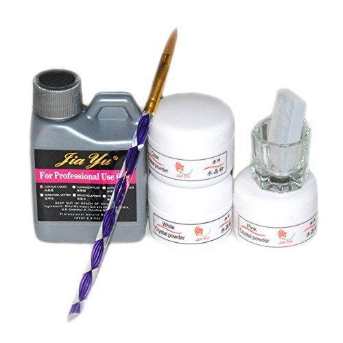 fashion-gallery-pro-acrylic-powder-liquid-nail-art-tip-dust-3d-mold-brush-deco-set