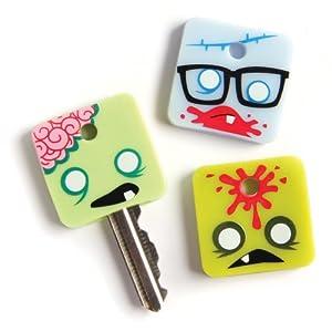 Zombikeys Set of Six Keycaps (By GAMAGO)