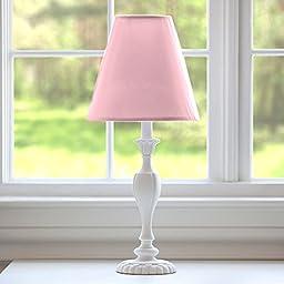 Carousel Designs Solid Bubblegum Pink Lamp Shade