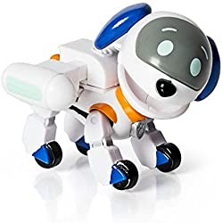 Paw Patrol Robodog Bundle: Robodog Action Pack Pup & Badge and Robodog Plush Pup Pal
