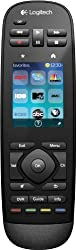Logitech Harmony Touch Universal Remote with Color Touchscreen - Black (915-000198)