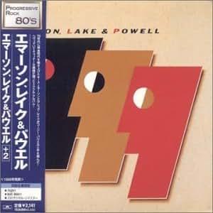 Emerson, Lake & Powell (Mini-LP Replica Sleeve)