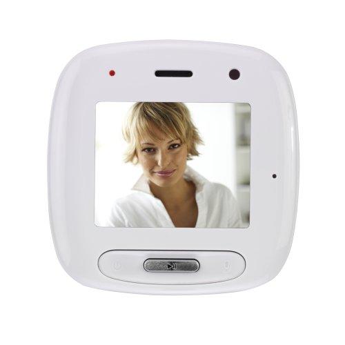 Intenso Viddy - Lecteur numérique - appareil photo - blanc