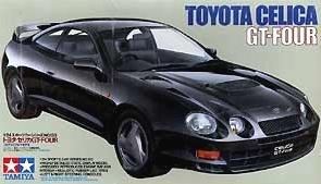 Toyota Celica GT-Four Model Car 1/24 Tamiya