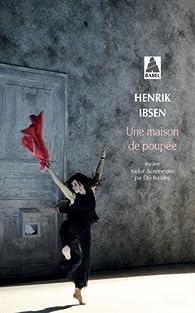 [Fiche de lecture] Une maison de poupée - Henrik Ibsen 41XJ55X8neL._SX195_