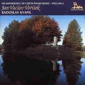 Klaviermusik,Tschech.Vol.4