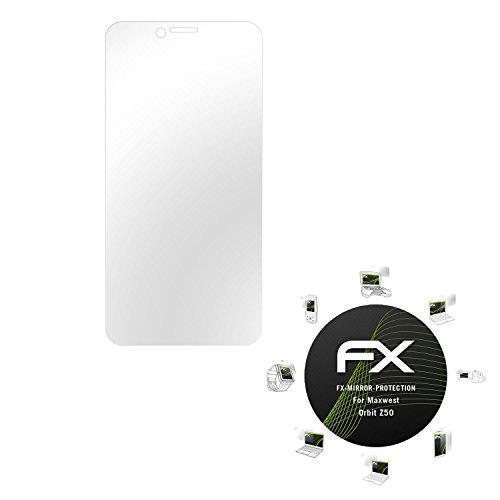 atfolix-protettore-schermo-maxwest-orbit-z50-pellicola-a-specchio-fx-mirror-con-effetto-specchio